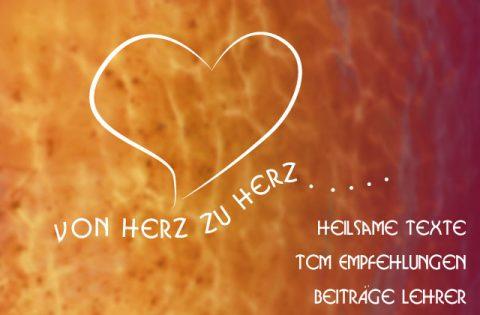 Qigongverein Salzburg - von Herz zu Herz - Heilsame Texte, TCM Empfehlungen. Beiträge Lehrer